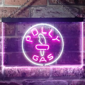 Polly Gas LED Neon Sign neon sign LED