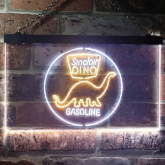 Sinclair Dino Gasoline LED Neon Sign neon sign LED
