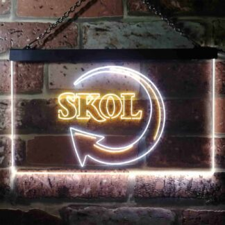 Skol Logo 2 LED Neon Sign neon sign LED