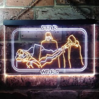 Star Wars Emperor Palpatine Lightning LED Neon Sign neon sign LED